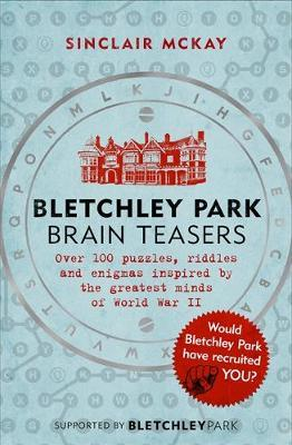 Bletchley Park Brainteasers by Sinclair McKay image