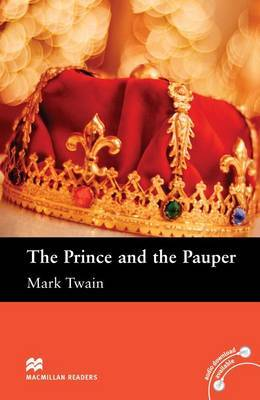 Macmillan Readers Prince and the Pauper The Elementary Reader Without CD by Mark Twain ) image