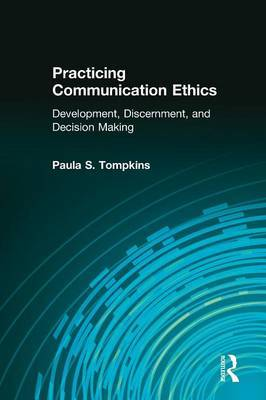 Practicing Communication Ethics by Kenneth E. Andersen image