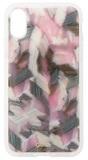 Sonix iPhone X Case - Pink Tortoise