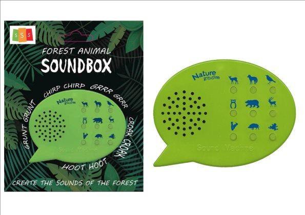 Forest Animal - Sound Box
