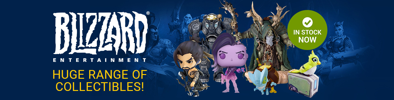 Huge Range of Blizzard Collectibles!