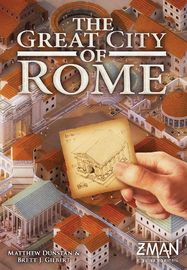 The Great City of Rome - Board Game