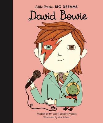 David Bowie by Maria Isabel Sanchez Vegara