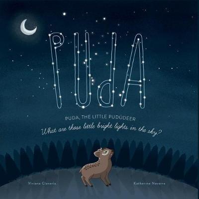 Puda, the little Pud deer by Viviana Claveria