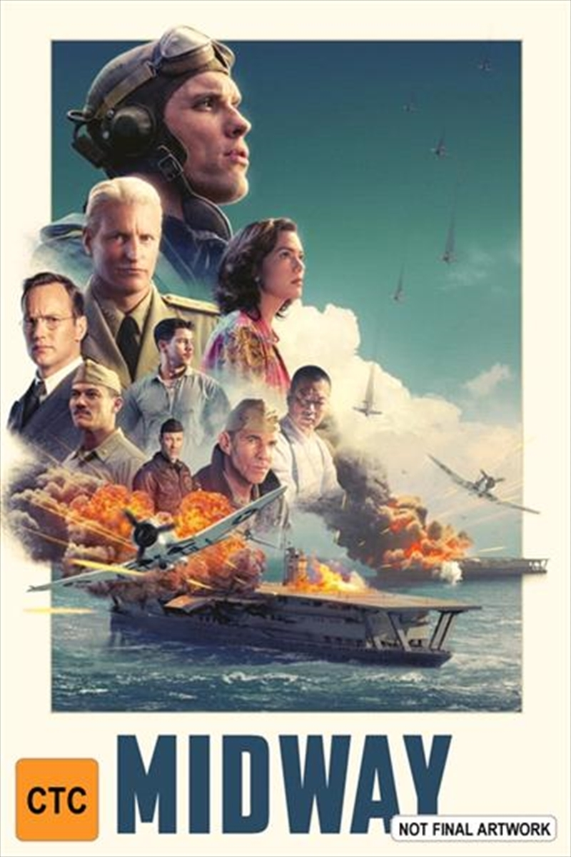 Midway on DVD image