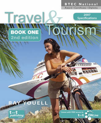 Travel and Tourism for BTEC National Award Certificate and Diploma: Bk. 1 by Ray Youell image