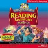 ClueFinders Reading Adventures Ages 9-12 for PC Games