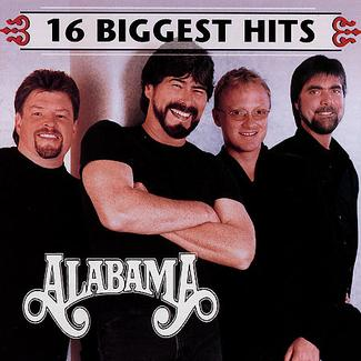 16 Biggest Hits by Alabama image