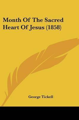 Month Of The Sacred Heart Of Jesus (1858)