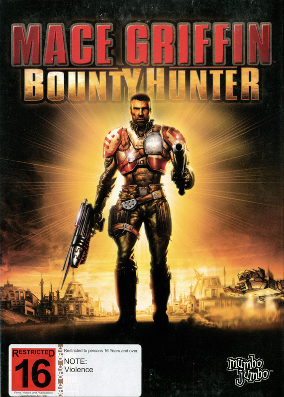 Mace Griffin Bounty Hunter for PC Games