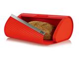 Silicone Bread Bin - Red