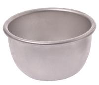 Round Pudding Mould Aluminium