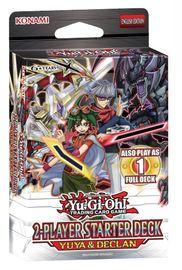 Yu-Gi-Oh! TCG 2-Player Starter Deck Yuya & Declan