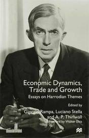 Economic Dynamics, Trade and Growth image