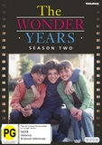 The Wonder Years (Season 2) on DVD