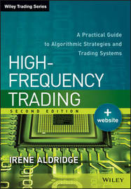 High-Frequency Trading by Irene Aldridge