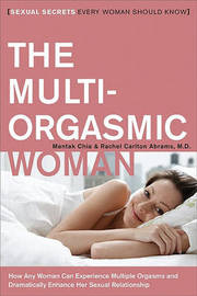 The Multi-Orgasmic Woman by Mantak Chia image