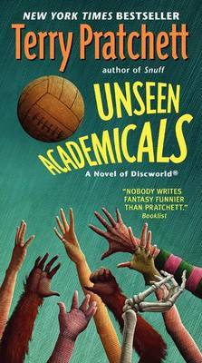 Unseen Academicals (Discworld 37 - Rincewind/The Wizards) (US Ed.) by Terry Pratchett image