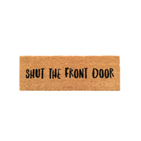 General Eclectic: Doormat - Shut The Front Door image