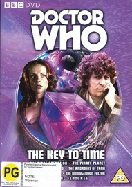 Doctor Who: The Key to Time Collection on DVD