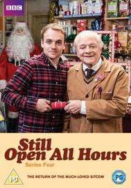Still Open All Hours Series 4 DVD on DVD