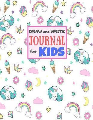 Draw and Write Journal for Kids by Alejandro Obrien Crafts