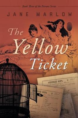 The Yellow Ticket by Jane Marlow image