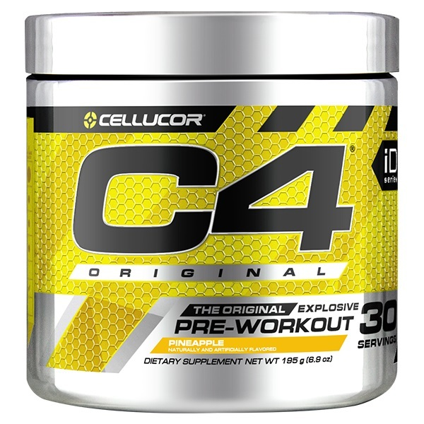Cellucor: ID Series C4 - Pineapple (30 Serve)
