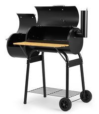 Cookmaster Charcoal Smoker Grill BBQ