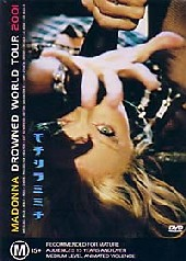Madonna - Drowned World Tour on DVD