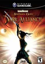 Baldur's Gate: Dark Alliance for GameCube