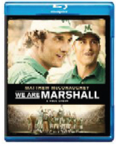 We Are Marshall on Blu-ray