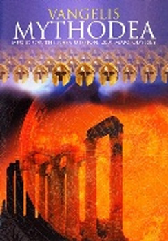 Vangelis: Mythodea (Music for the NASA Mission: 2001 Mars Odyssey) on DVD