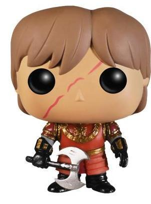 Game of Thrones - Tyrion Lannister (Armored) Pop! Vinyl Figure