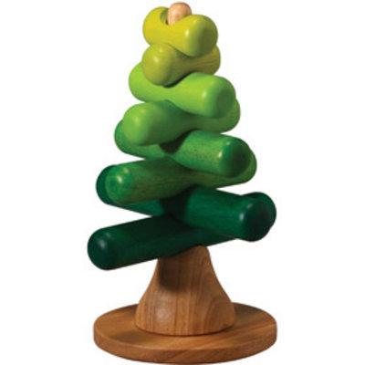 Plan Toys - Stacking Tree image