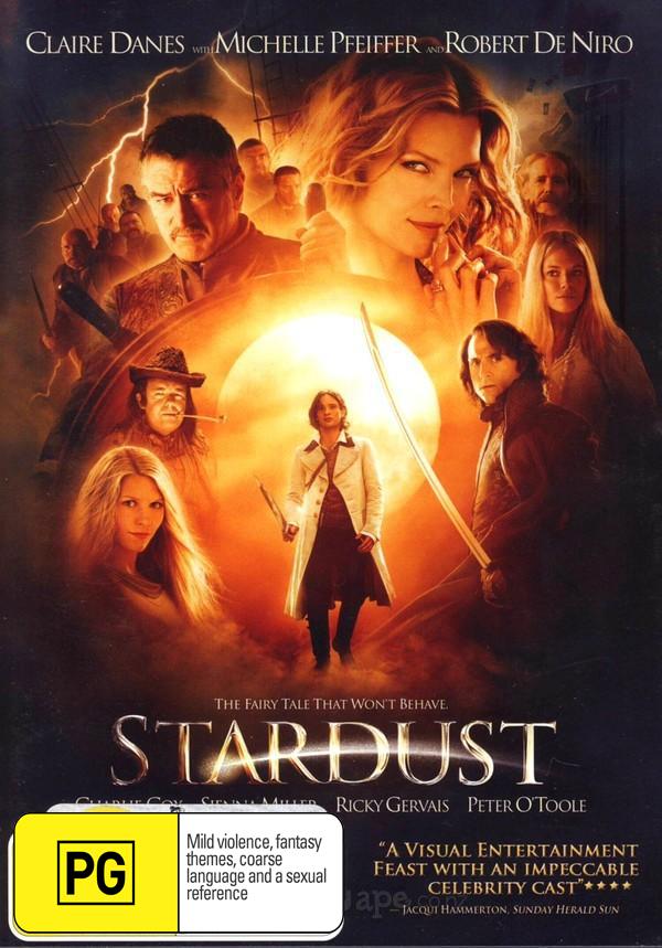 Stardust DVD image