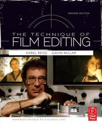 Technique of Film Editing, Reissue of 2nd Edition by Karel Reisz