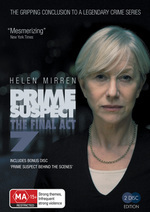 Prime Suspect 7 - The Final Act (2 Disc Set) on DVD