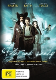 Peter And Wendy on DVD
