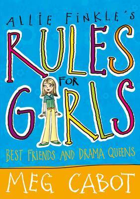 Best Friends and Drama Queens by Meg Cabot image