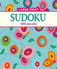 Elegant Large Print Sudoku by Arcturus Publishing Limited