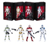 Star Wars: The Black Series Clone Troopers of Order 66 - Action Figure Collection