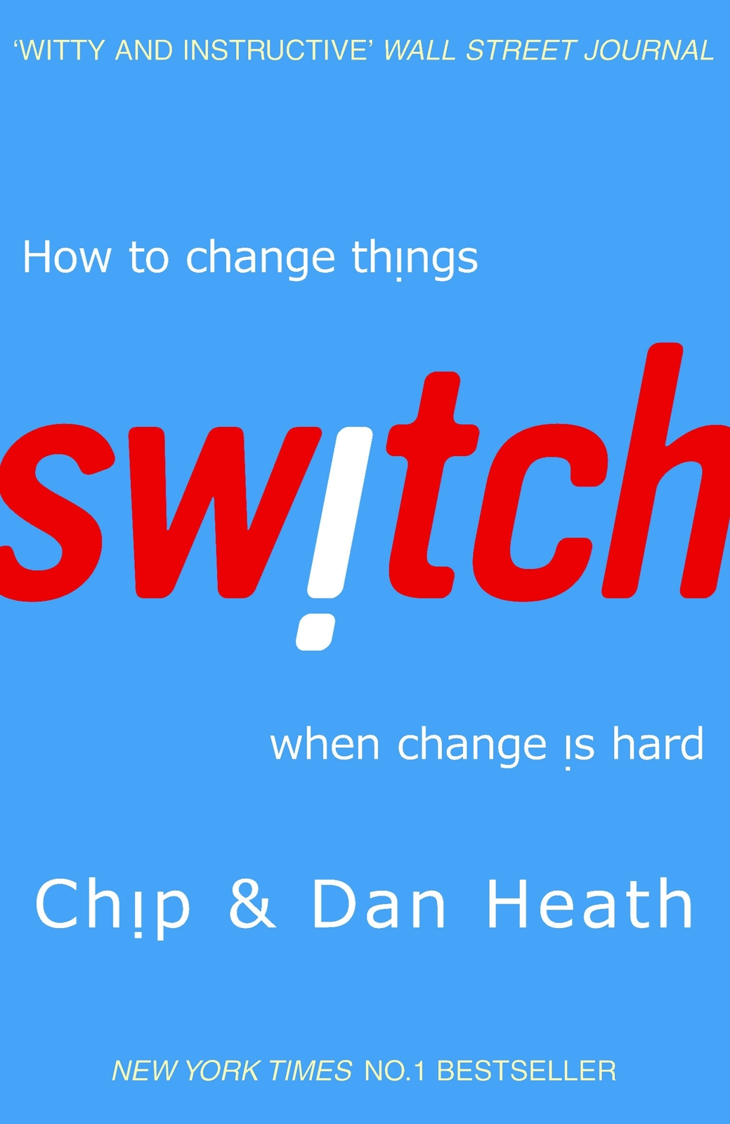 Switch by Chip Heath image