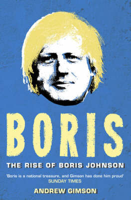 Boris by Andrew Gimson