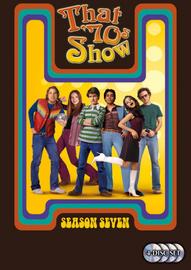That '70s Show - Season 7 (4 Disc Set) on DVD