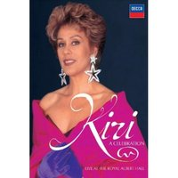 Kiri - A Celebration: Live At The Royal Albert Hall on DVD image