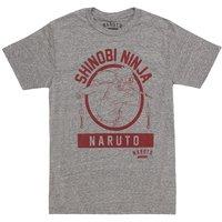 Naruto Shinobi Ninja Triblend T-Shirt (2XL)