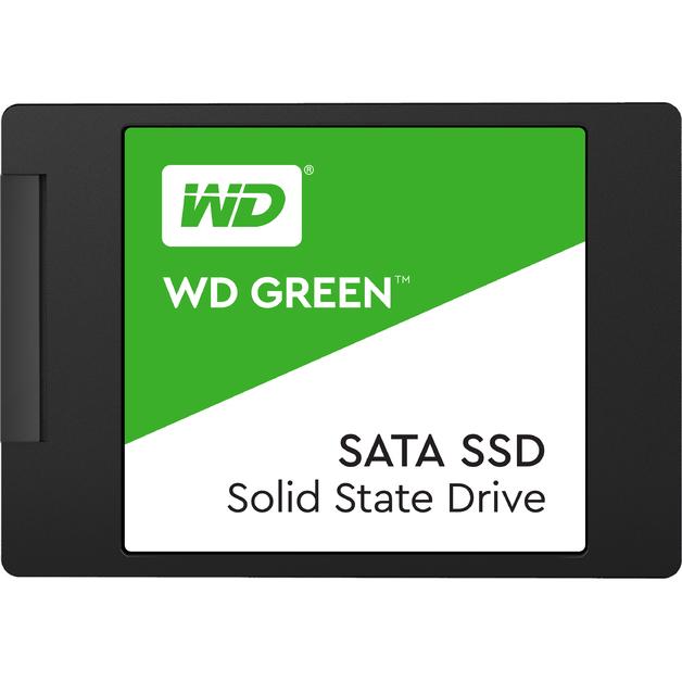 """240GB WD Green 3D Nand - 2.5"""" SATA Internal SSD"""