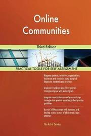 Online Communities Third Edition by Gerardus Blokdyk image